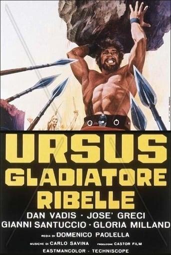 Poster of The Rebel Gladiators