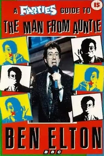 Poster of Ben Elton: The Man from Auntie