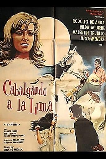 Poster of Cabalgando a la luna