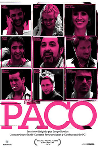 Poster of Paco