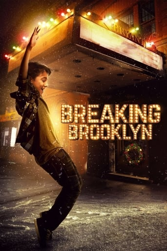 Poster of Breaking Brooklyn