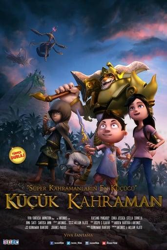 Poster of Little Hero y los amuletos mágicos