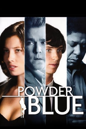 Poster of Powder Blue