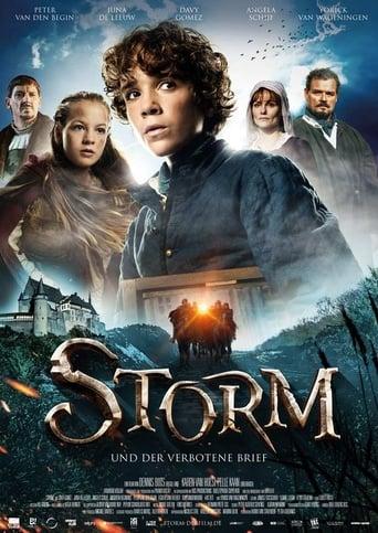Storm: Letters van vuur