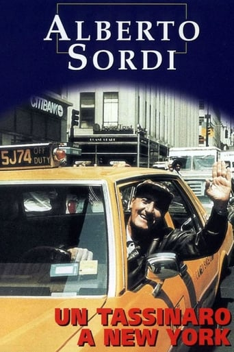 Poster of A Taxi Driver in New York
