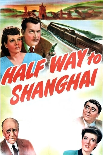 Poster of Half Way to Shanghai
