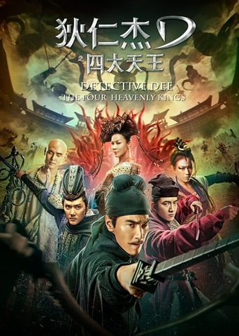 Play Detective Dee: The Four Heavenly Kings