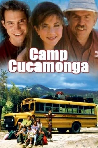 Poster of Chaos in Camp Cucamonga