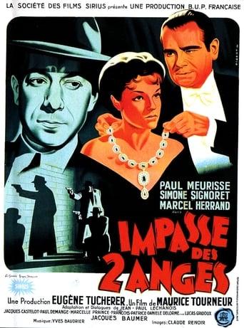 Poster of Impasse des Deux Anges