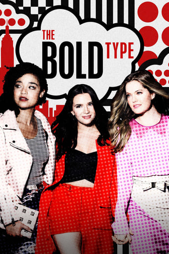 Poster of The Bold Type