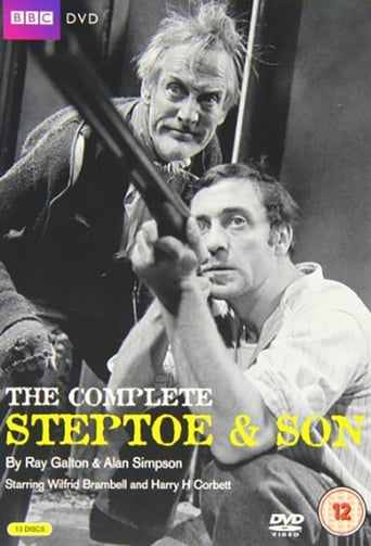 Poster of Steptoe and Son