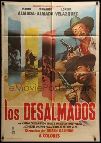 Poster of Los Desalmados
