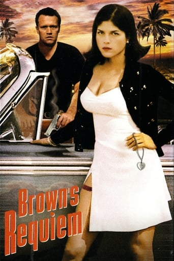 Brown's Requiem poster