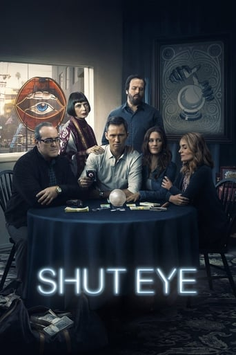 Poster of Shut Eye