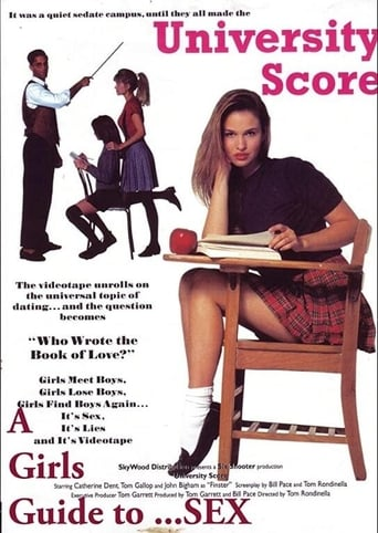 Poster of A Girl's Guide to Sex