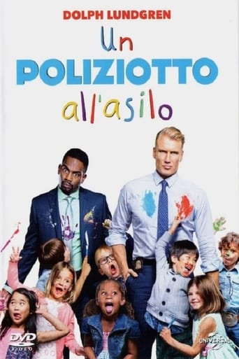 Poster of Un poliziotto all'asilo