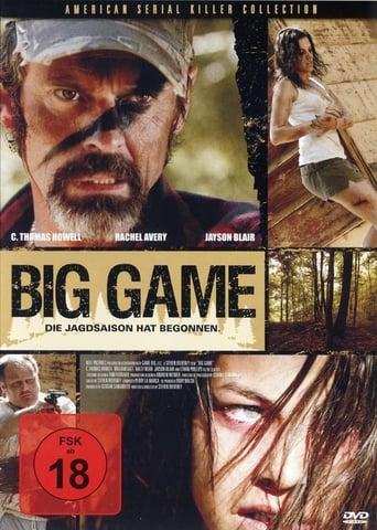 Filmplakat von Big Game