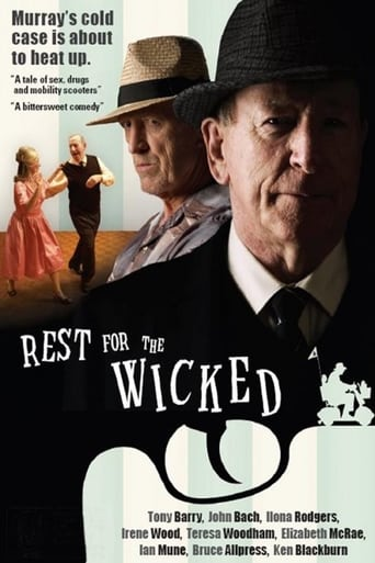 Poster of Rest for the Wicked