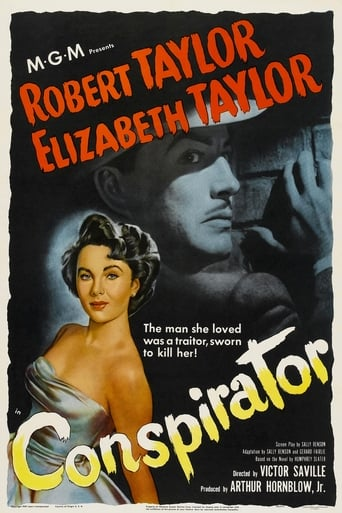Poster of Conspirator