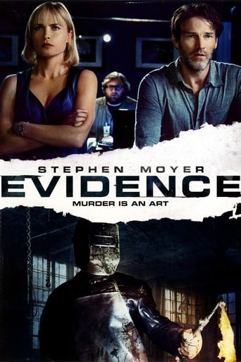Poster of Evidence