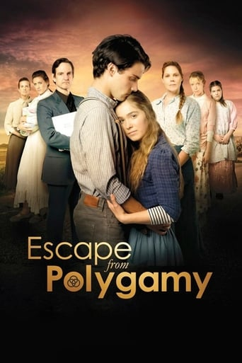 Poster of Escape from Polygamy