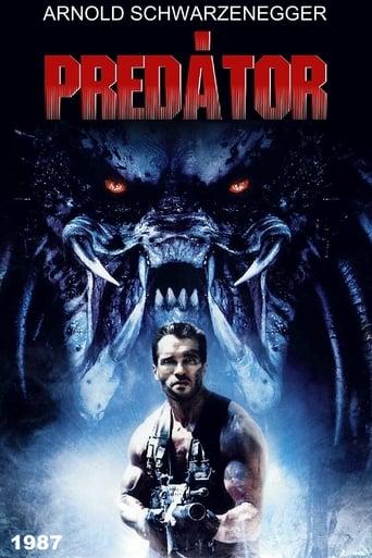 Poster of Predátor