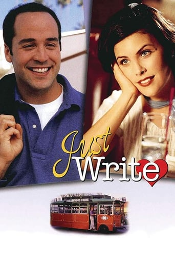 Poster of Just Write