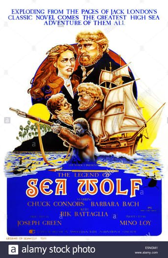 Poster of Legend of the Sea Wolf
