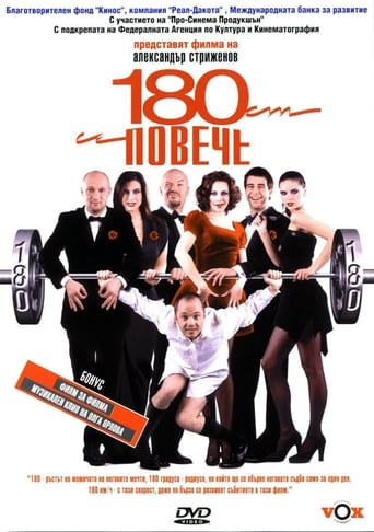 Poster of From 180 & Taller