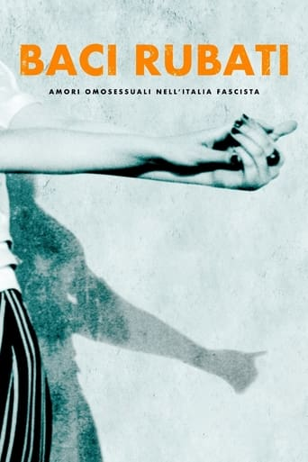 Poster of Stolen Kisses: Homosexual Love in Fascist Italy