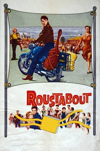 Poster of Roustabout