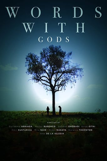 Poster of Words with Gods