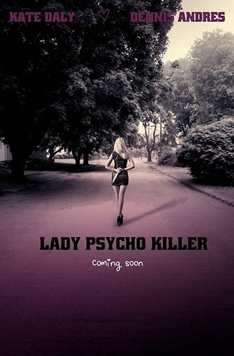 Poster of Lady Psycho Killer