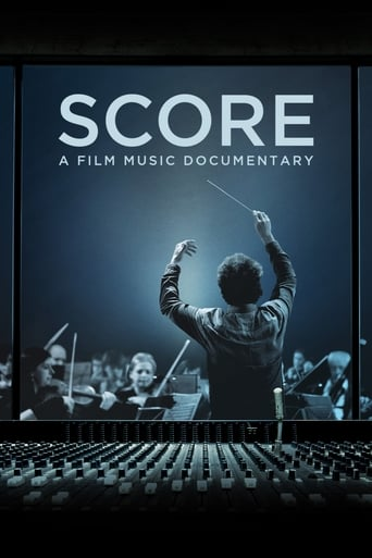 Poster of Score: A Film Music Documentary