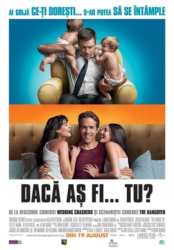 Poster of Dacă aș fi... tu?