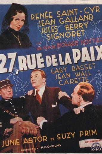 Poster of 27, rue de la Paix
