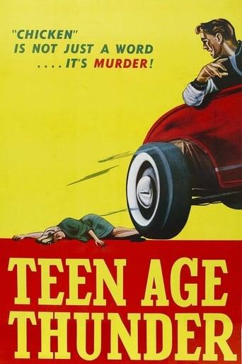 Poster of Teenage Thunder