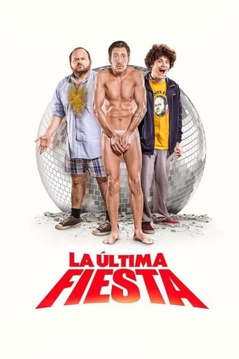Poster of The Last Party