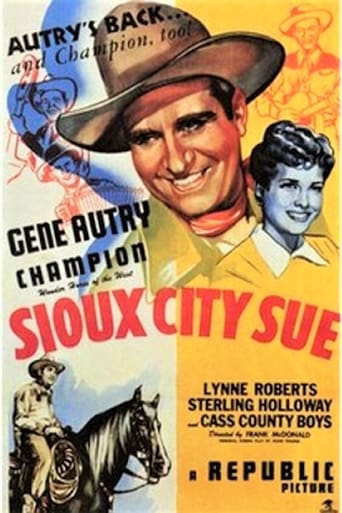 Poster of Sioux City Sue