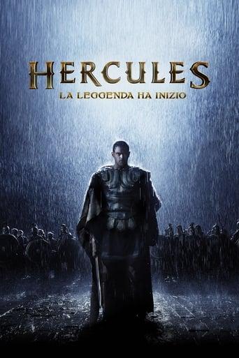 Poster of Hercules - La leggenda ha inizio