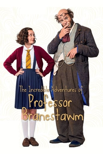 Poster of The Incredible Adventures Of Professor Branestawm