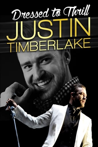 Poster of Justin Timberlake: Dressed To Thrill