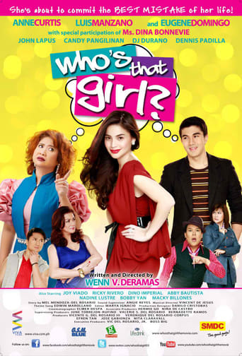 Poster of Who's That Girl?