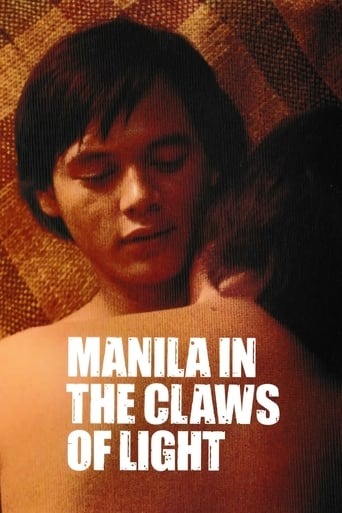 Poster of Manila in the Claws of Light
