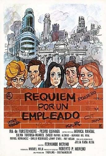 Poster of Réquiem por un empleado