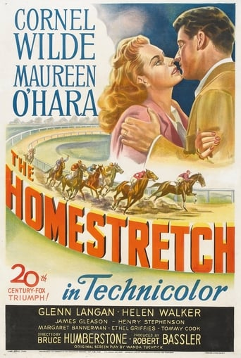 Poster of The Homestretch
