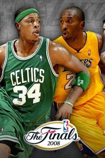 Poster of NBA Finals 2008 - Celtics vs Lakers