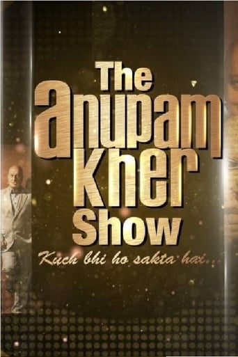Poster of The Anupam Kher Show