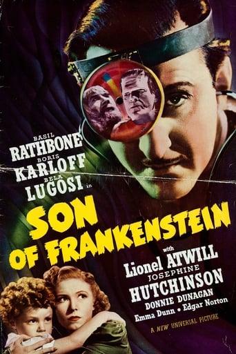 Poster of Son of Frankenstein