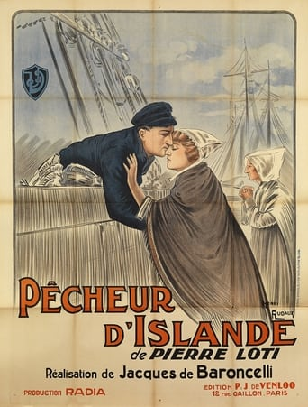 Poster of Island Fishermen
